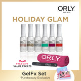 Orly GelFX Sets: Holiday Glam - 6pcs