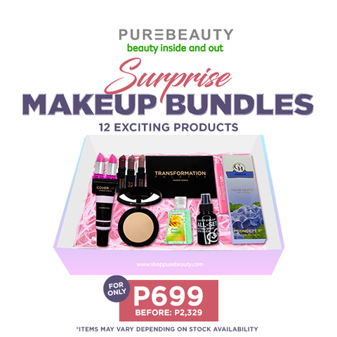 Purebeauty Suprise Makeup Bundles PBGIFT699