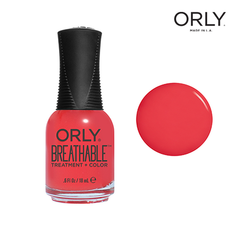 Orly Breathable Nail Lacquer Beauty Essential