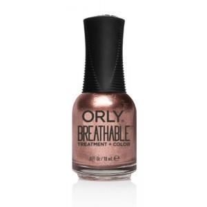 Orly Breathable Nail Lacquer - Treatment + Color