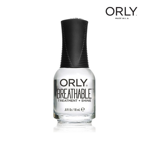 Orly Breathable Nail Lacquer Treatment and Shine