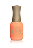 Orly Epix Flexible Color (Shades of Orange)