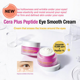So Natural Cera++ Peptide Eye Smooth Cream