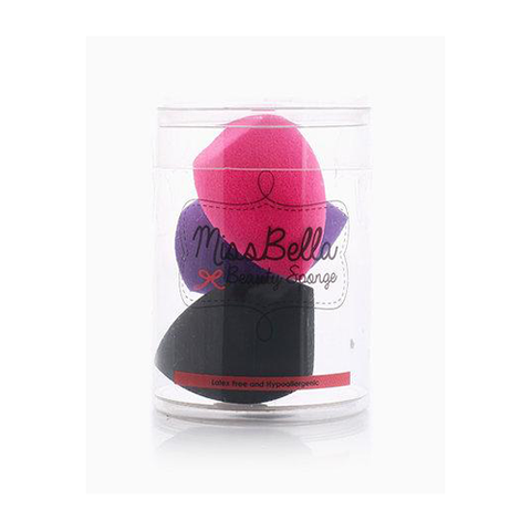 Miss Bella 3PC Mini Sponge