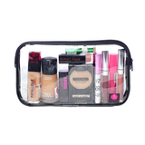 Donna B Folie Rectangle Clear Pouch