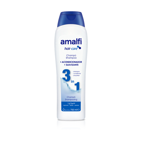 Amalfi Shampoo Familiar 3-in-1 750 ml