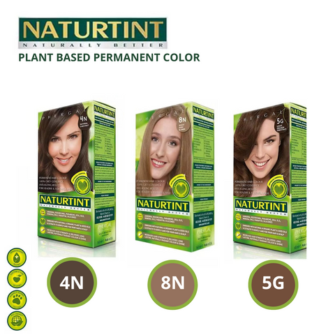 Naturtint Naturally Better Trio 4N, 8N and 5G