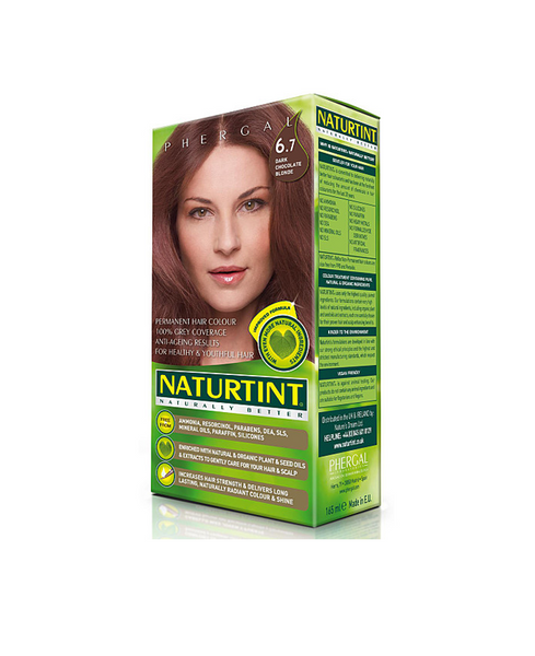 Naturtint Ammonia-free Hair Color 6.7 Dark Chocolate Blonde
