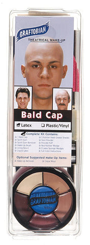 Graftobian Bald Cap Kit