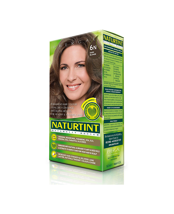 Naturtint Ammonia-free Hair Color 6N Dark Blonde