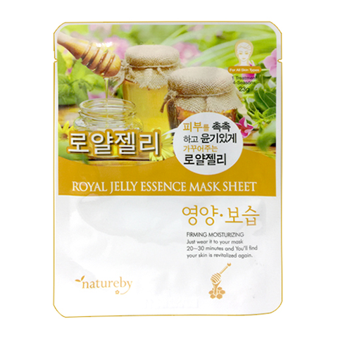 Natureby Facial Mask Royal Jelly 23g