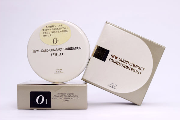 727 New Refill Compact Foundation Refill ( O1 )