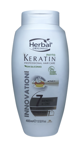 Herbal Phyto Keratin 7Benefits Express Mask 400ml