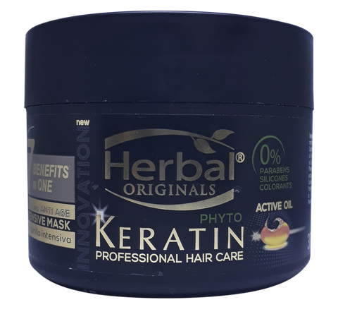 Herbal Phyto Keratin 7Benefits Intensive Mask 300ml