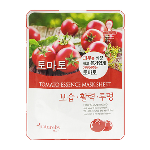 Natureby Facial Mask Tomato 23g