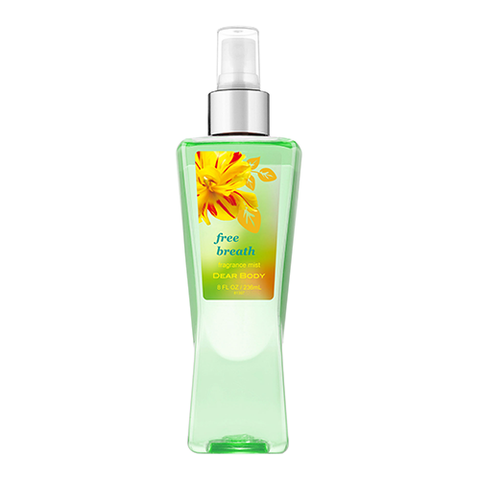 Dear Body Free Breath Fragrance Mist 236ml