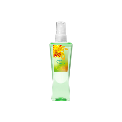 Dear Body Free Breath Fragrance Mist 88ml