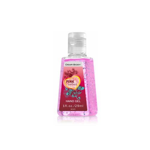 Dear Body Pink Velvet Hand Gel 29ml