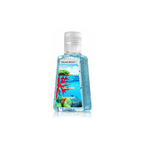 Dear Body Paradise Island Hand Gel 29ml