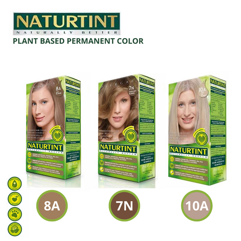 Naturtint Naturally Better Trio 8A, 7N and 10A