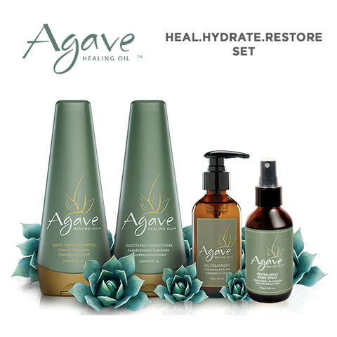 Agave Heal Hydrate Restore Set ( ₱6,760.00 Value )