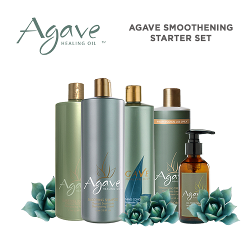 Agave Smoothening System Starter Set ( ₱31,700.00 Value )