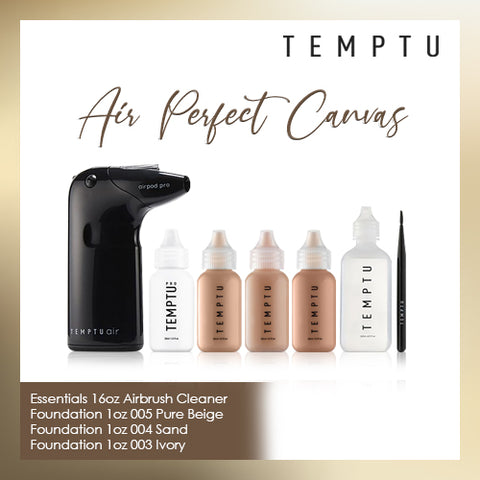 Temptu Air Perfect Canvas