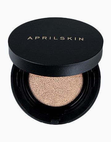 Aprilskin Magic Snow Black Cushion 2.0  No. 21 Light Beige