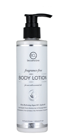 BCL Fragrance Free Body Lotion
