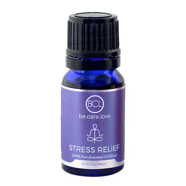 BCL Stress Relief Essential Oil