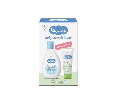 Bebble Baby Essentials Duo