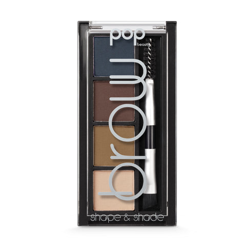 POP Beauty Brow Shape and Shade Naturally Defined