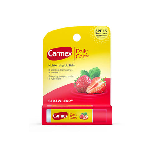 Carmex Strawberry Stick SPF15
