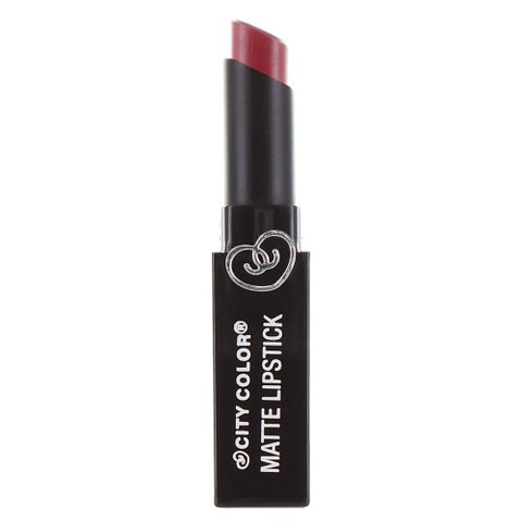 City Color Be Matte Lipstick Romantic Rose