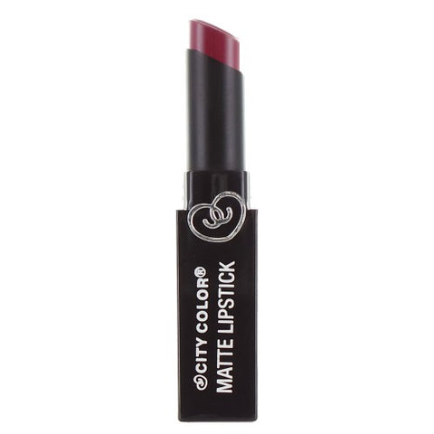 City Color Be Matte Lipstick Rosewood