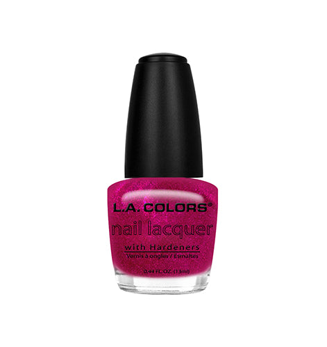 L.A. Colors Nail Lacquer Purple Passion