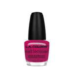 L.A. Colors Nail Lacquer Grape