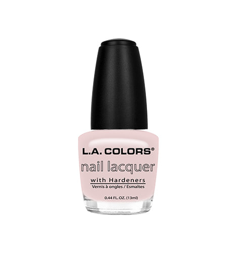L.A. Colors Nail Lacquer Lilac