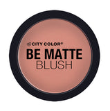 City Color Be Matte Blush Sweet Pea