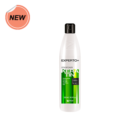Experto + Keratin Conditioner 500ml