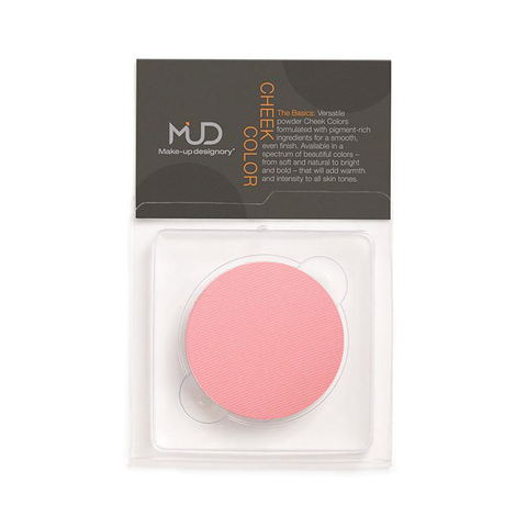 MUD Cheek Color Refill Rose Petal