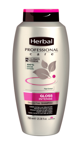 Herbal Gloss Intense Shampoo 750ml