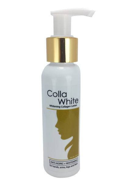 Colla White Whitening Collagen Lotion 100ml.