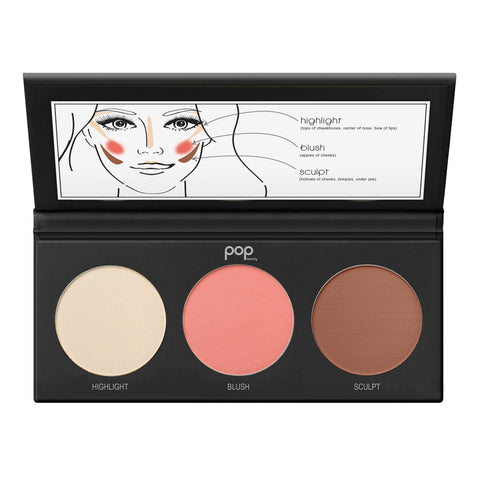 POP Beauty Contour 101 Luminous Effect