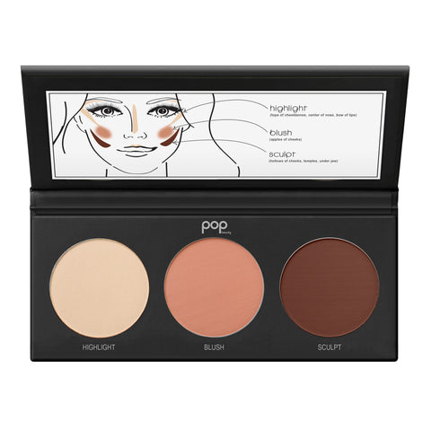 POP Beauty Contour 101 Matte Effect