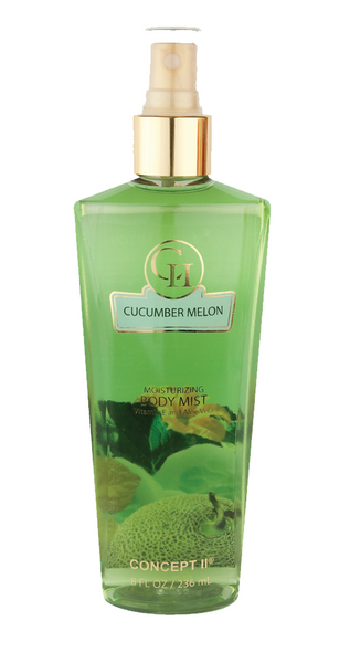 Concept II Body Mist 236ml - Cucumber Melon