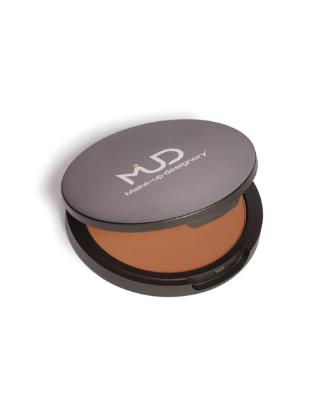 MUD Dual Finish Pressed Mineral Powder DFD2