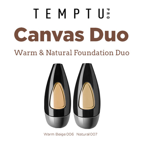 Temptu Canvas Duo