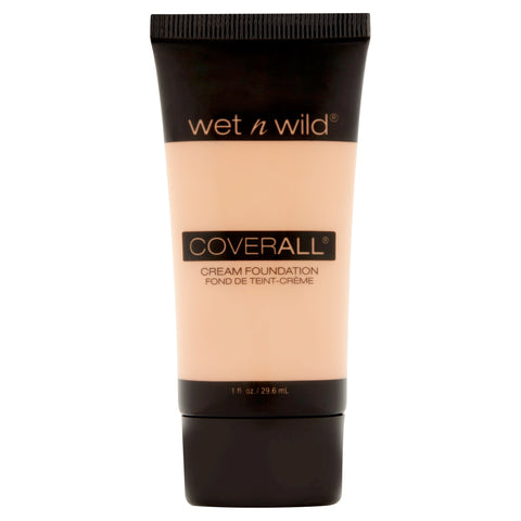 Wet n Wild Coverall Cream Foundation Light Medium