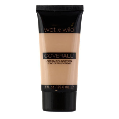 Wet n Wild Coverall Cream Foundation Medium